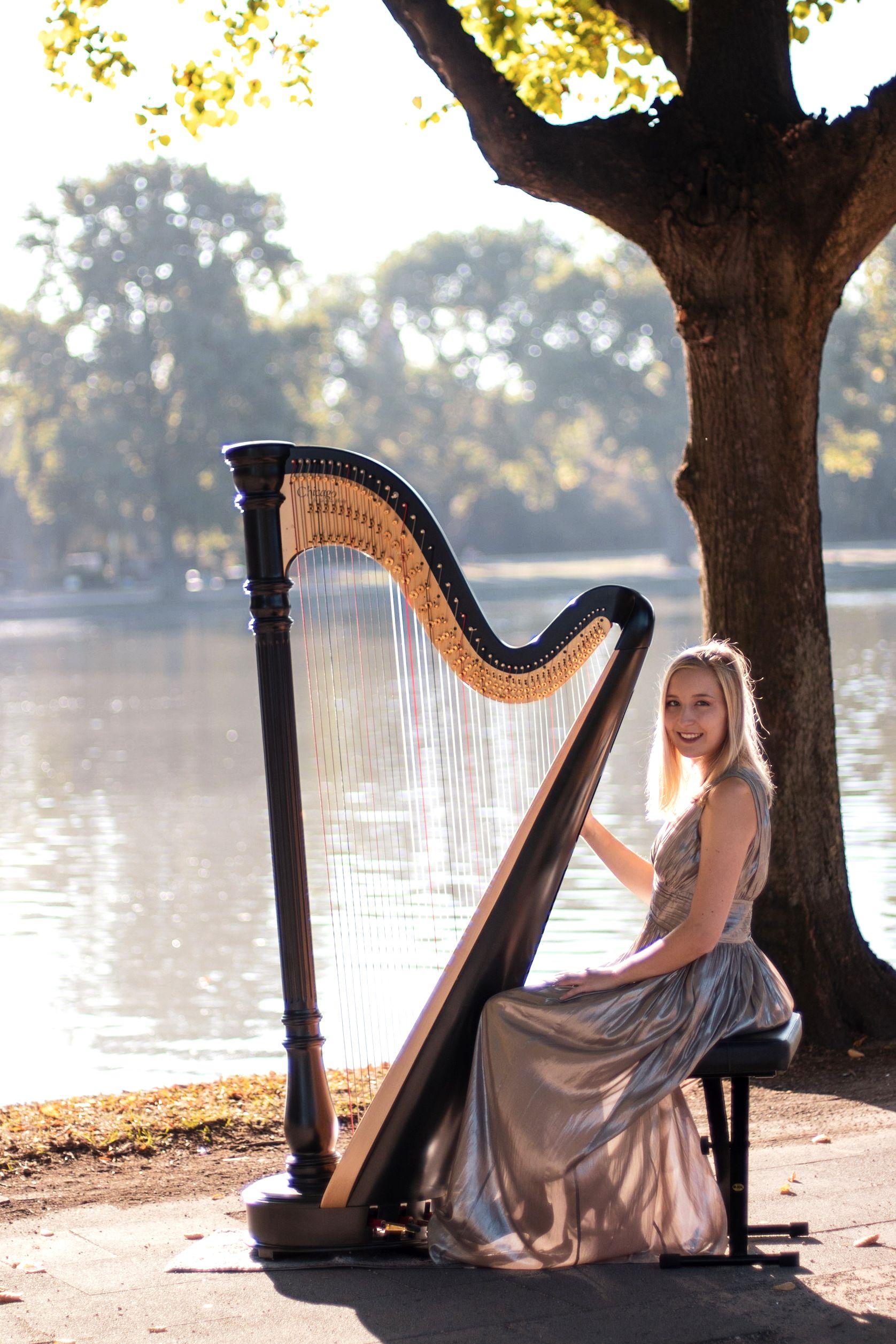 Harfenmelodie