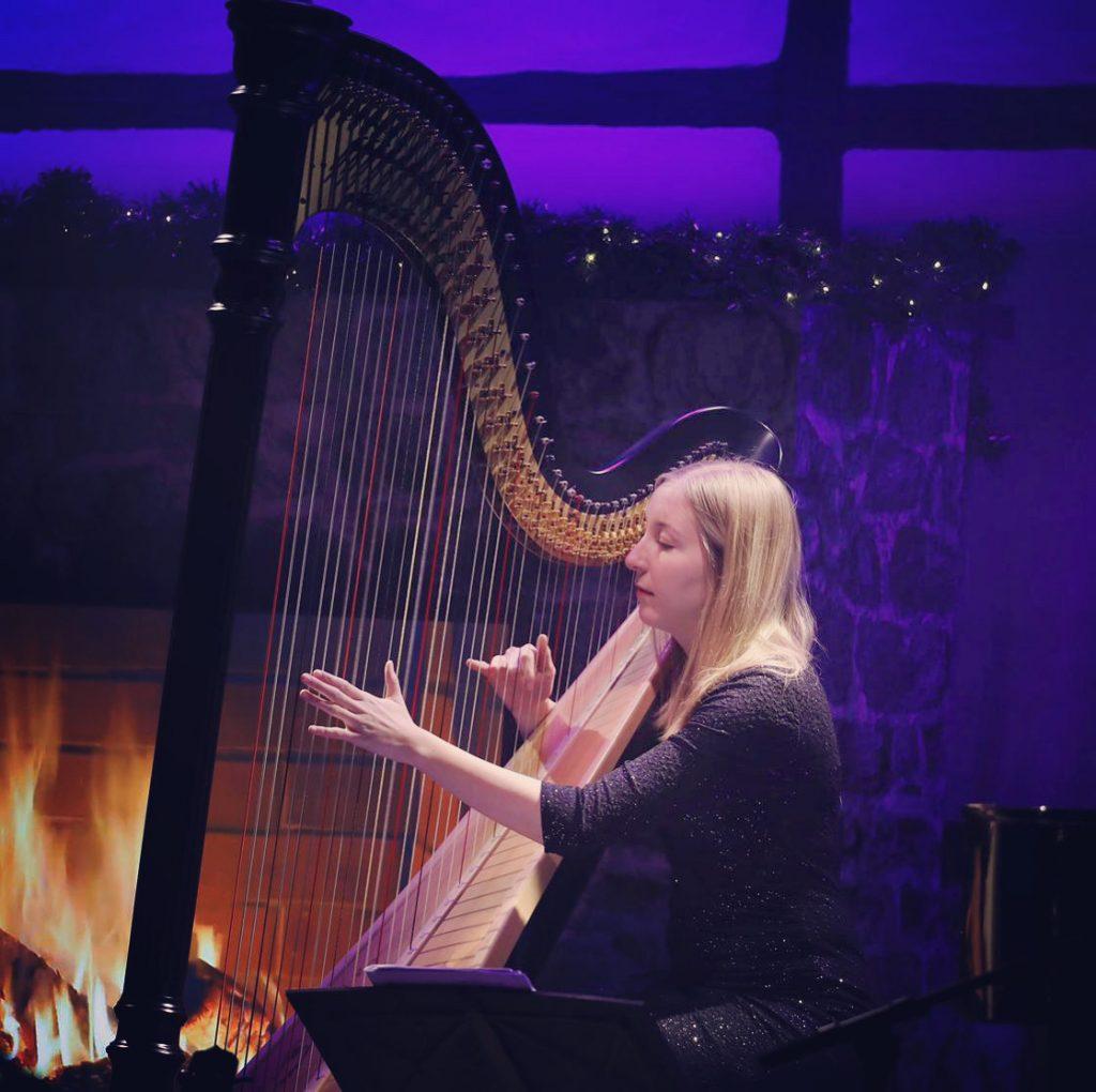 Paula Naumann, Weihnachtstournee mit den Höhnern 2019